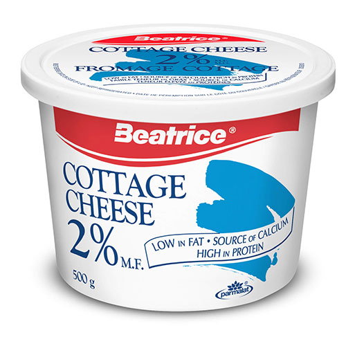 Image Fromage cottage Béatrice 2% 500g