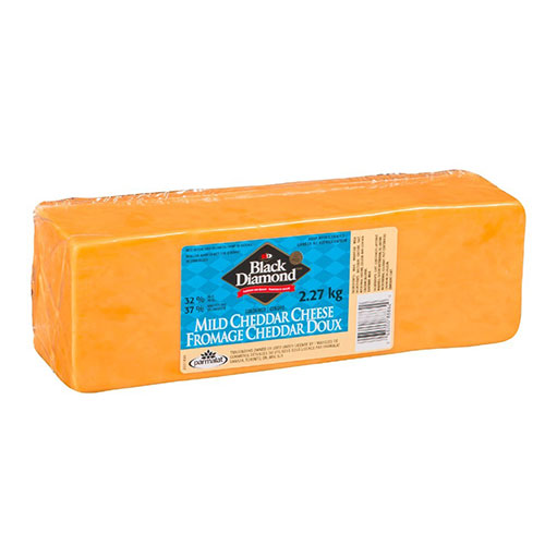 Image Cheddar Black Diamond bloc coloré 2.27 kg