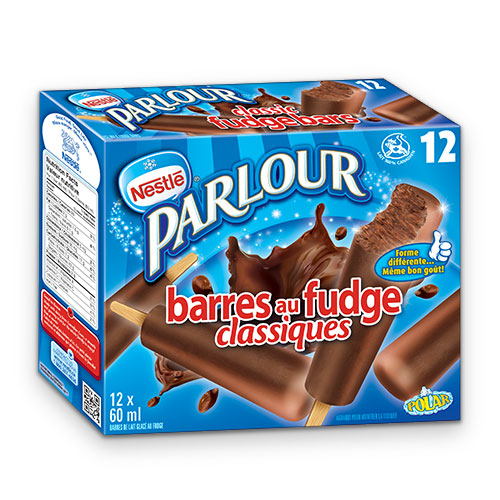 Image Barres au fudge Polar